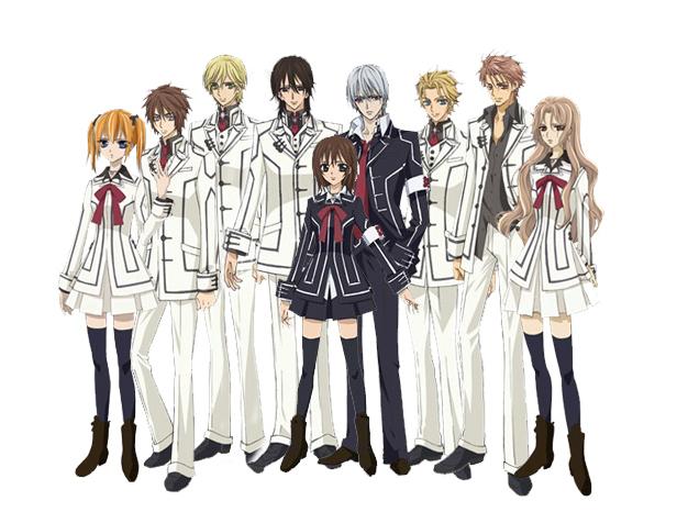 Anime Characters Vampire : Vampire knight eveamlizya